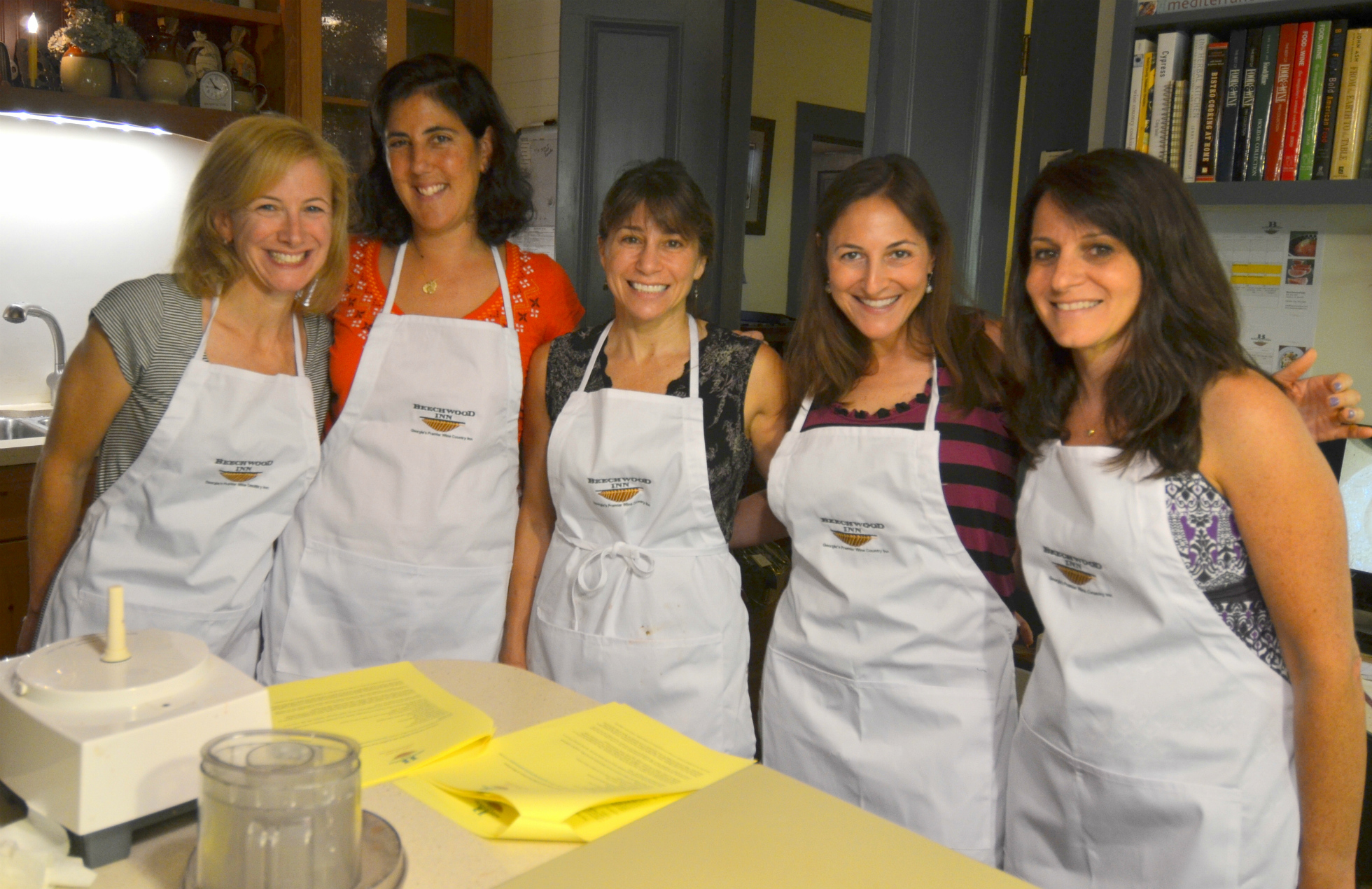 Gal Pals Cooking Class