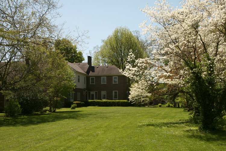 Charred Oaks Inn peaceful park-like setting.jpg