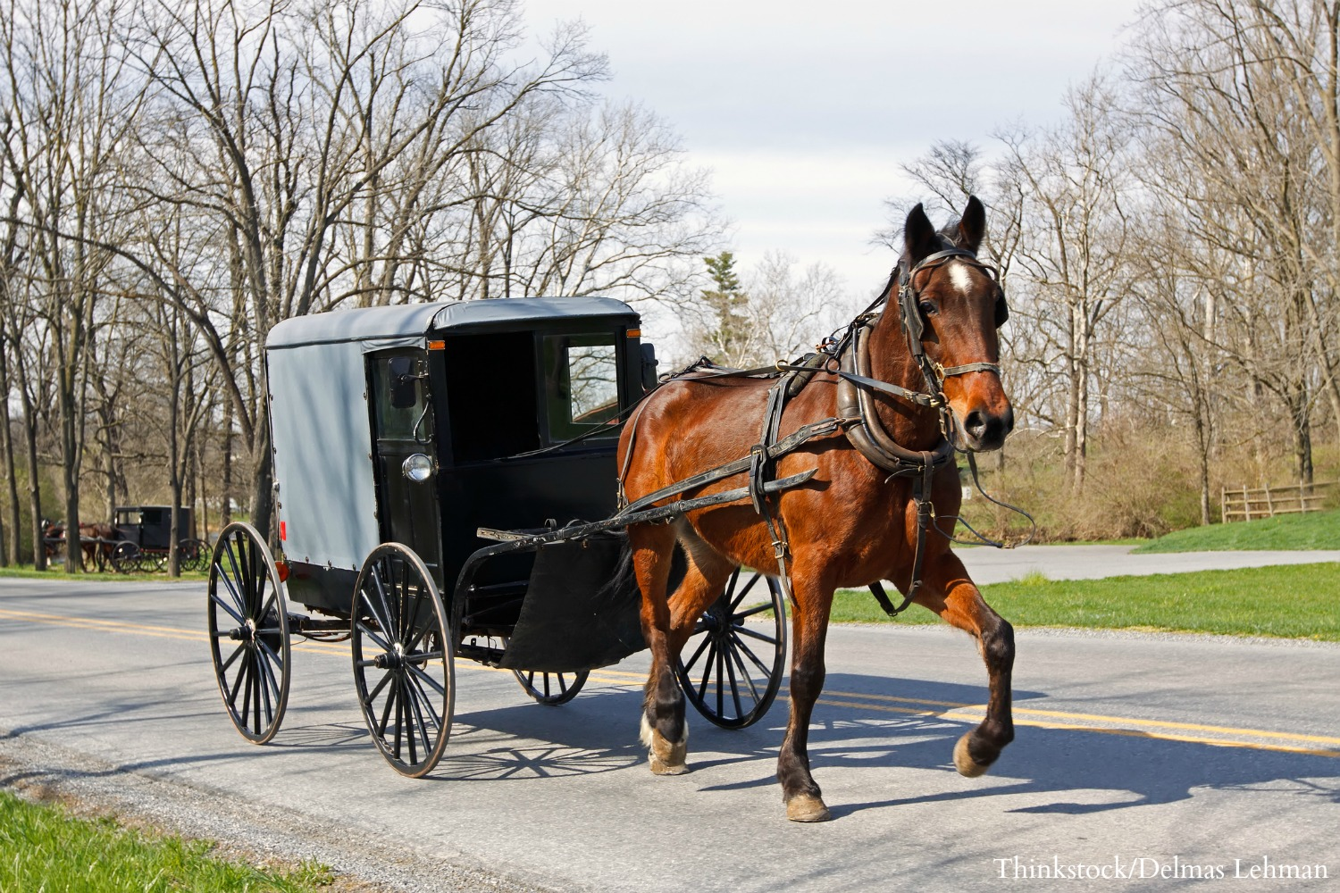Amish Towns in PA