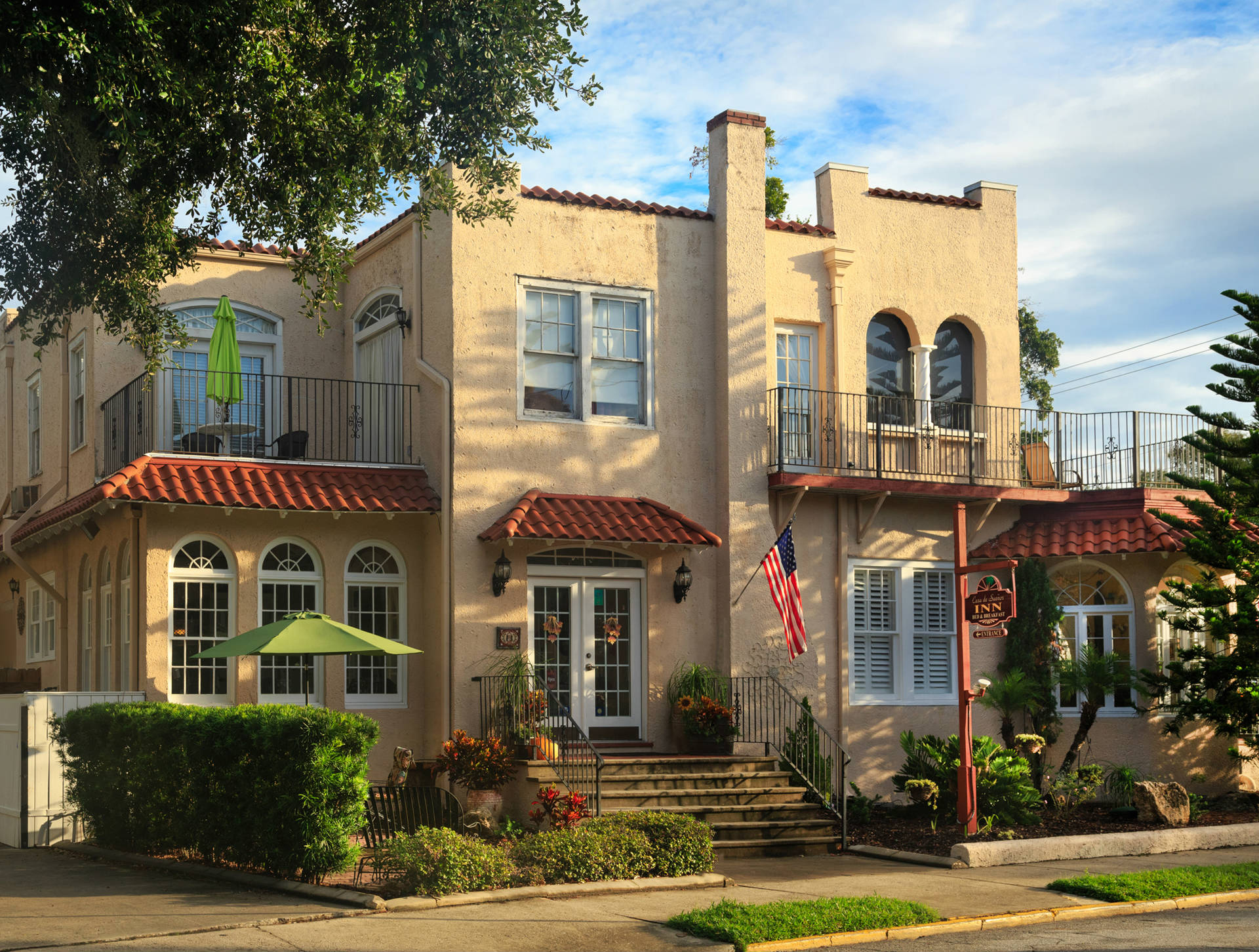 Florida Bed And Breakfasts Florida Inns Select Registry