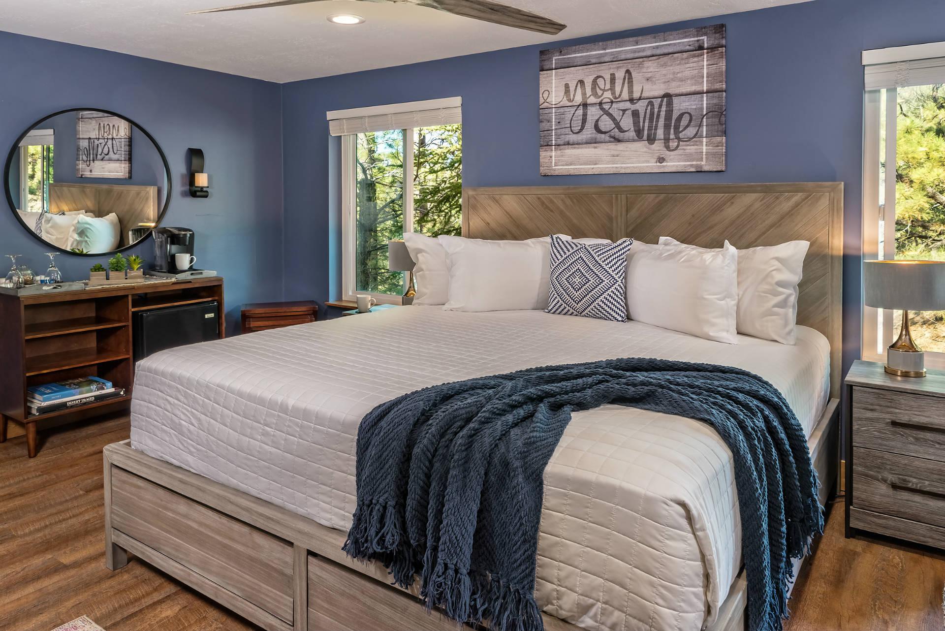 Rosewood Room Sheridan House Inn- Debbie Santy