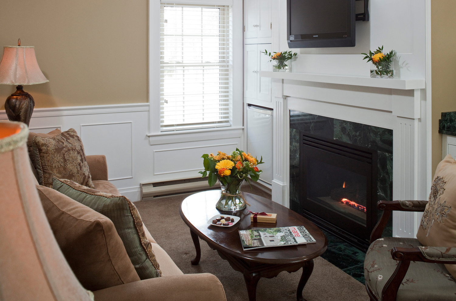 Sebago Suite at 1802 House