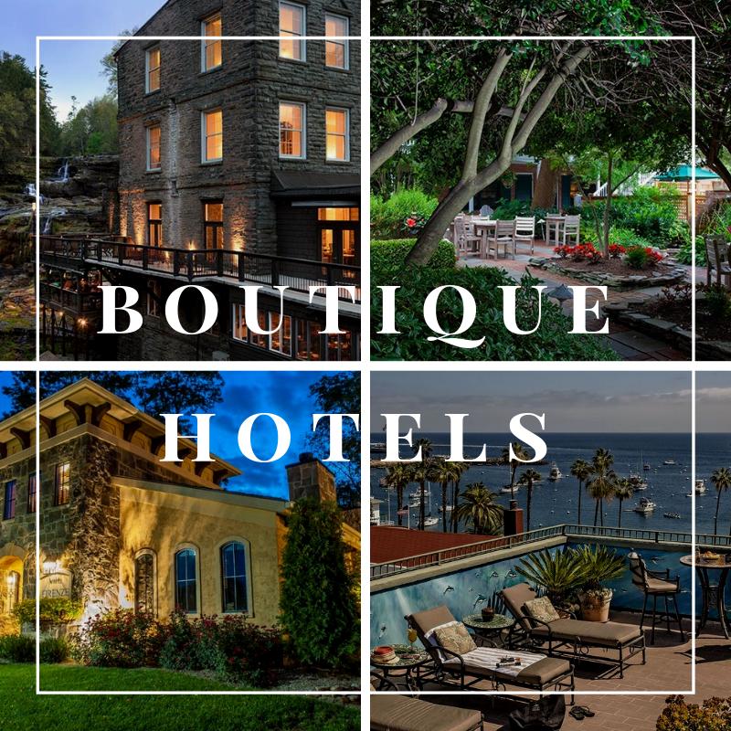 select registry unique boutique hotel properties