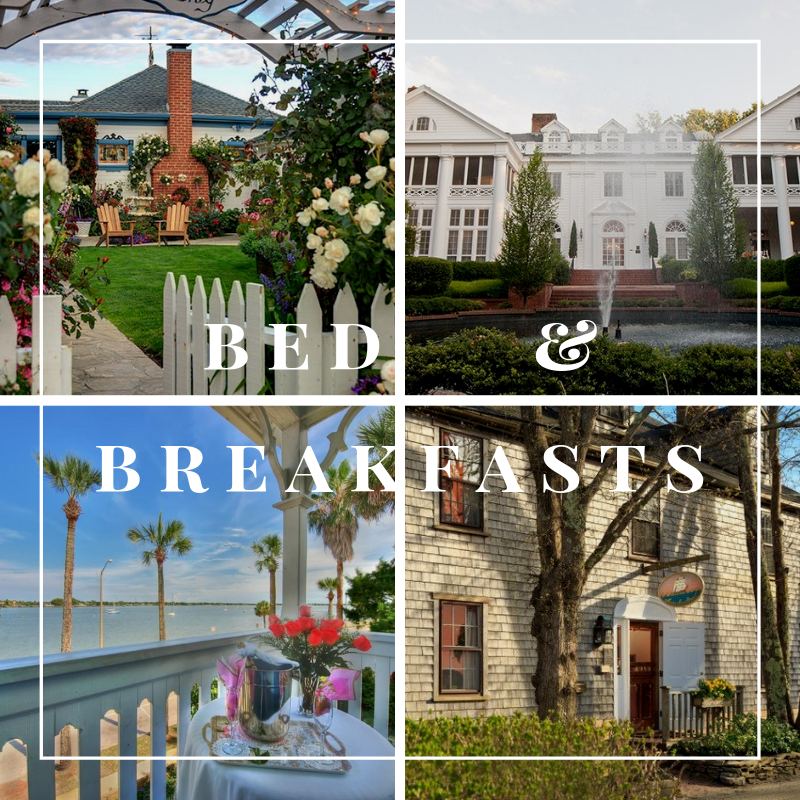 select registry unique bed and breakfast properties
