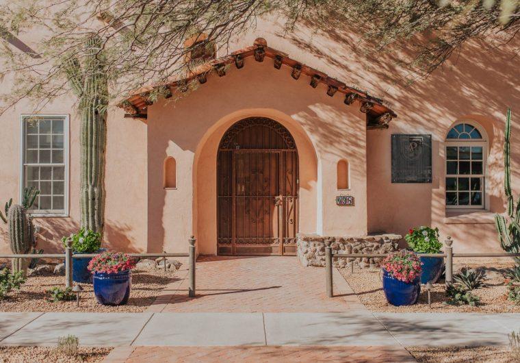 Armory Park Inn exterior