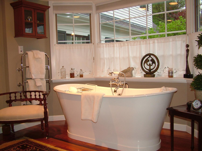 Berllan Glyn Suite Bath