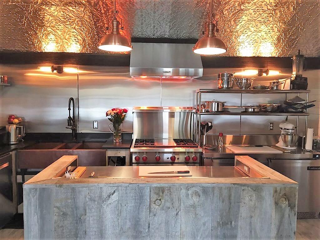 Sea Street Inn - Kitchen 2 - Xenia D'Ambrosi