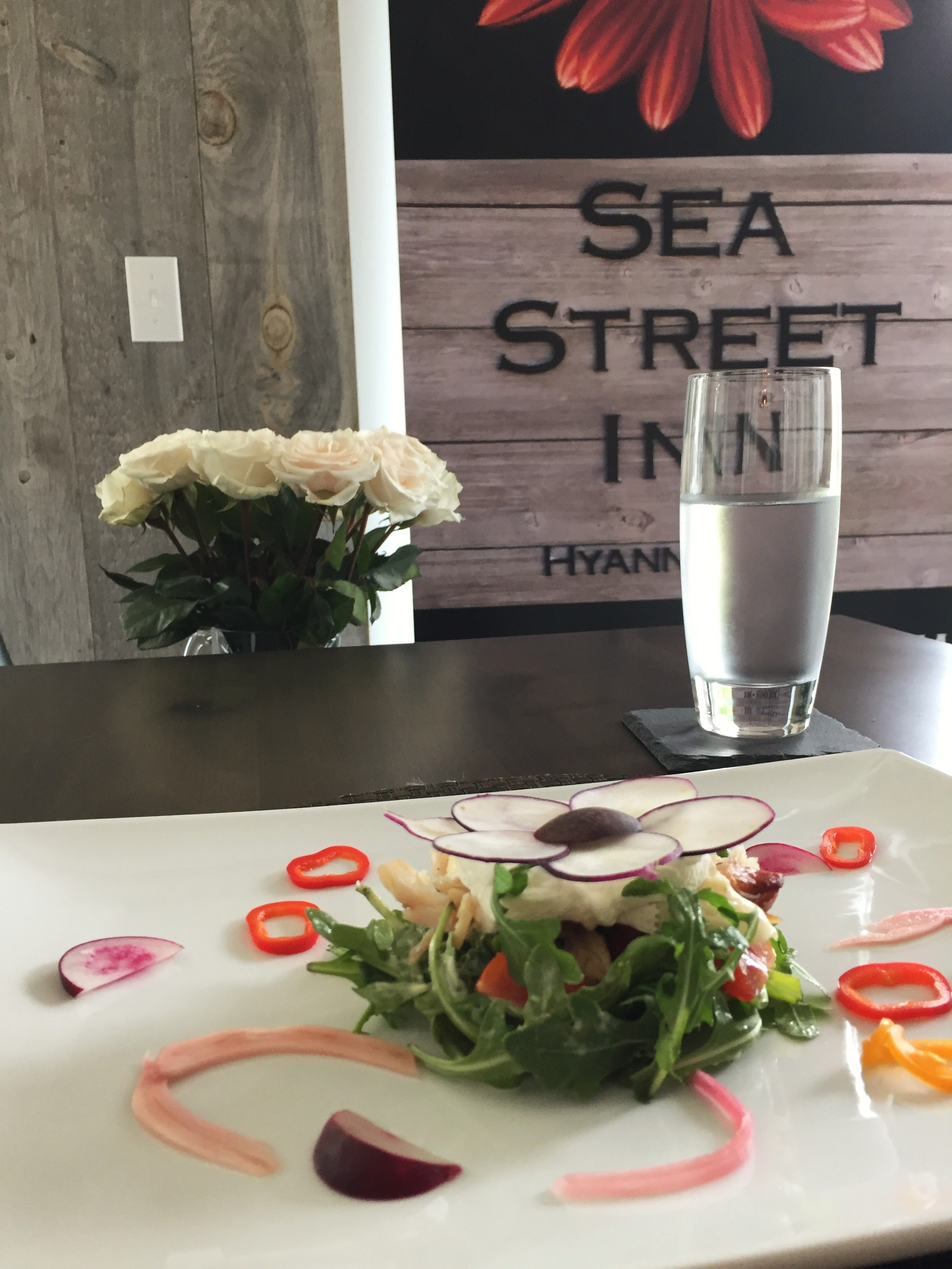 Sea Street Inn - Menu Item 2 - Xenia D'Ambrosi