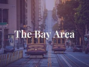 The Bay Area San Francisco Trolley Cars