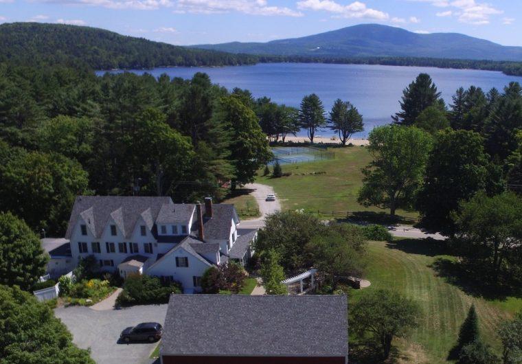 Inn at Pleasant Lake exterior