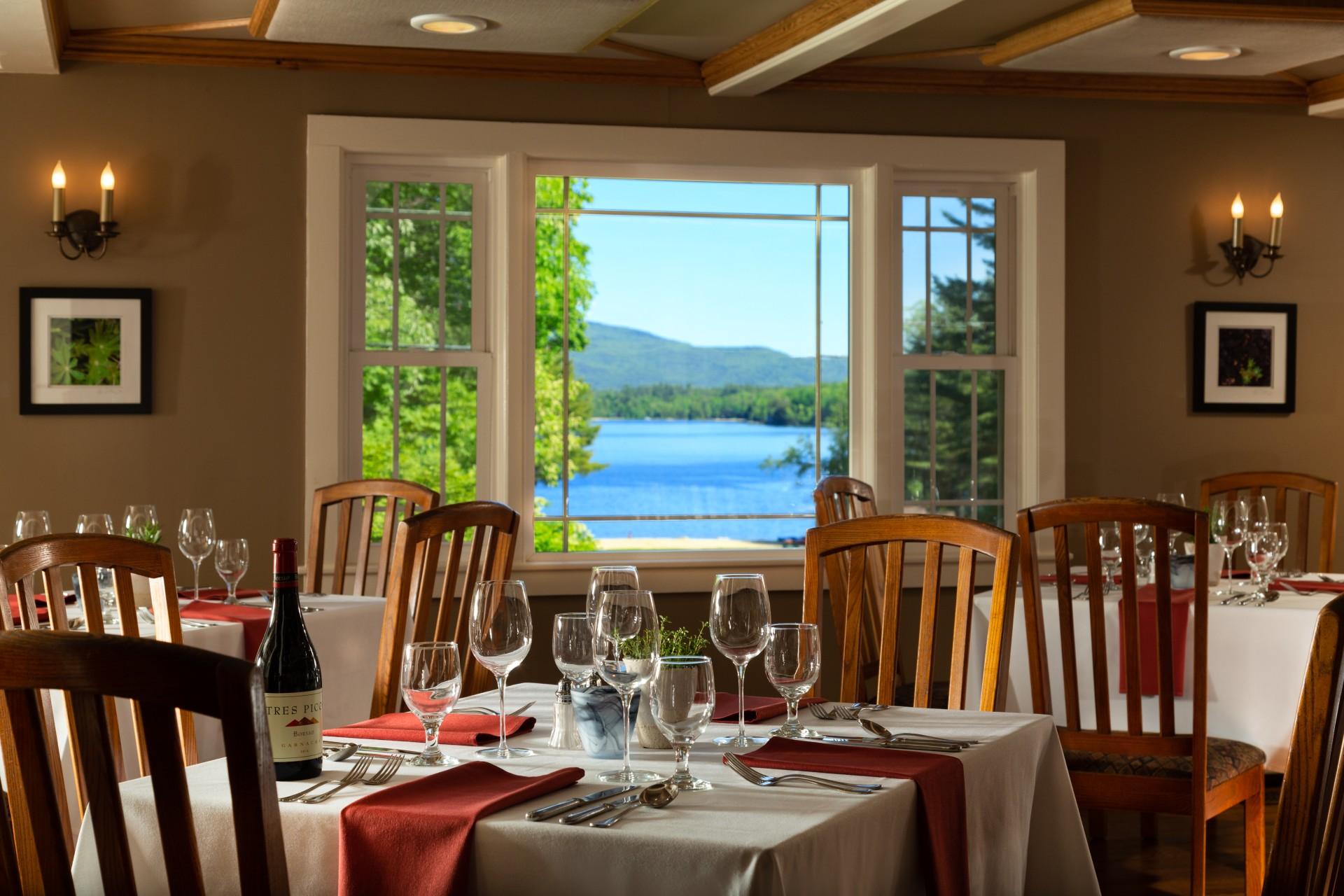 Oak & Grain Dining Room
