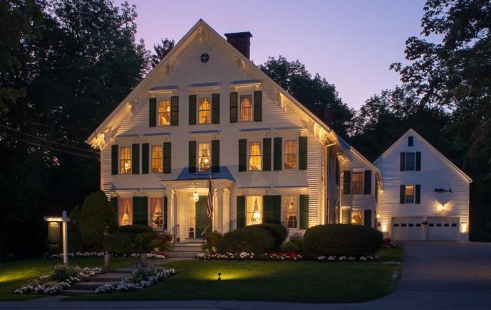 Camden Maine vacation rental stay