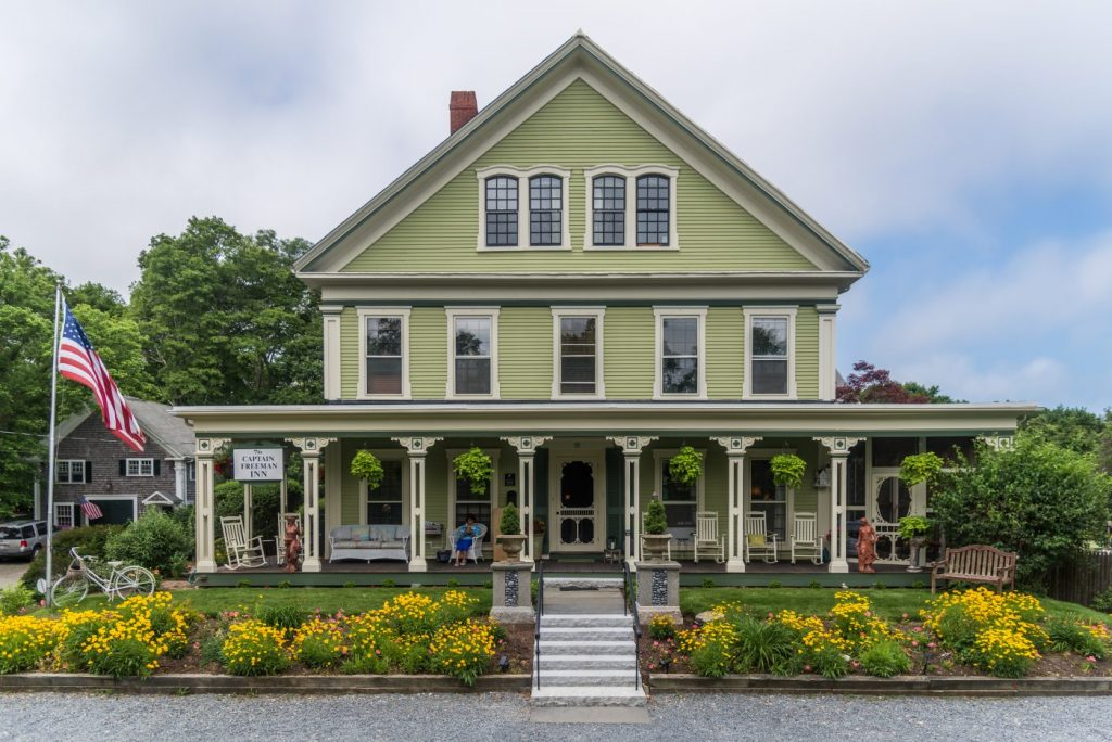 captain freeman inn cape cod vacation rental lodging