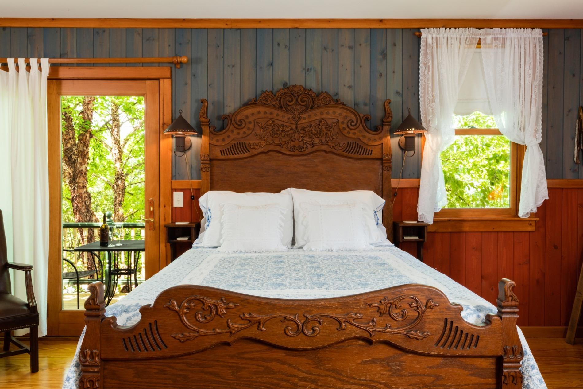 Habberstad-scandinavianbed (1) (1) - Habberstad House Bed and Breakfast (1) (1)