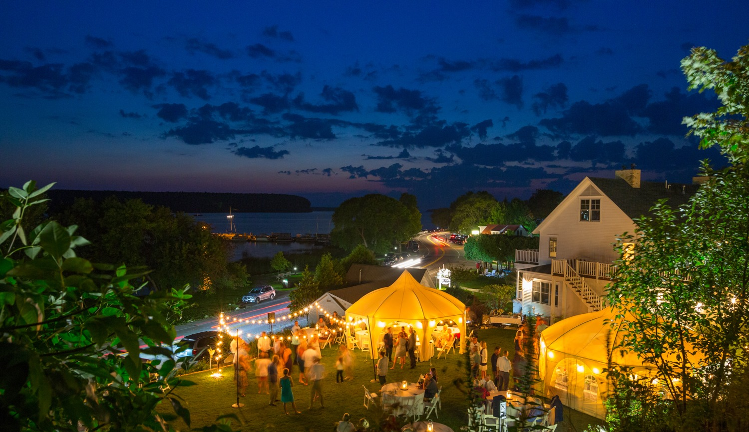 Hillside Waterfront Hotel - Weddings & Events