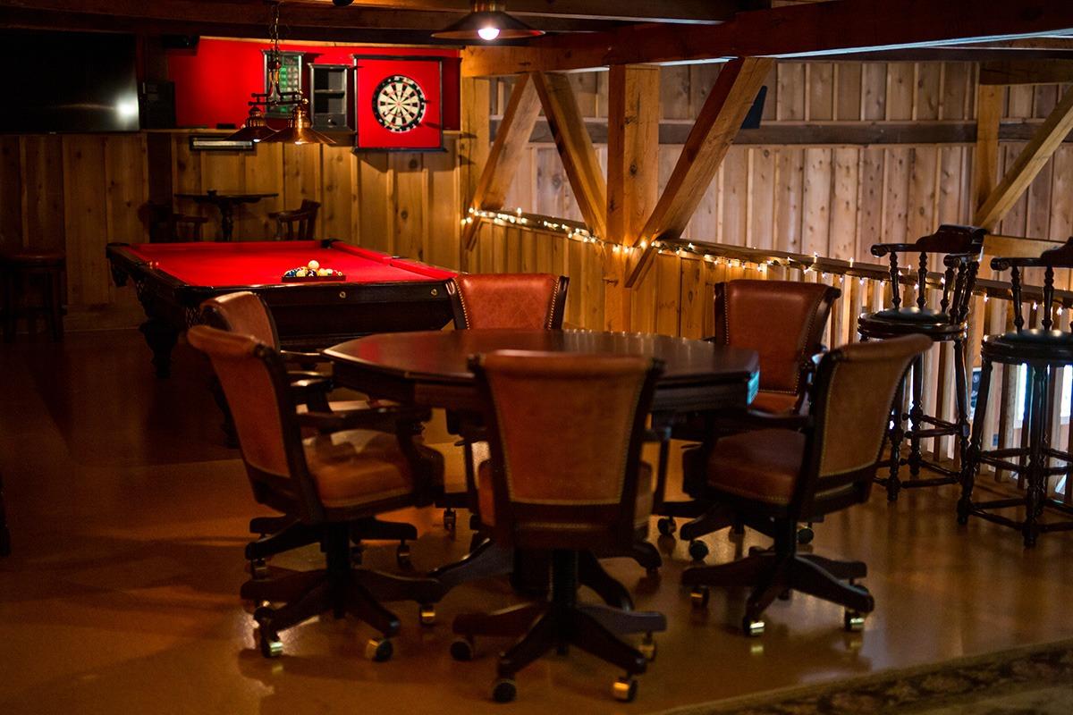 The Hay Barn's Game Loft