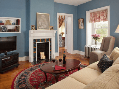 Cornerstone B&B Living Room