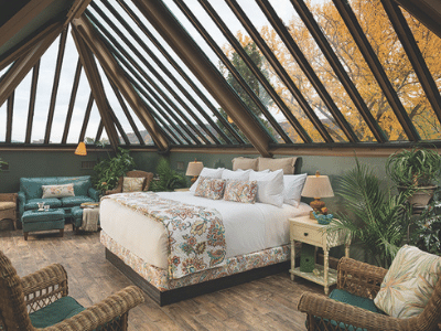 Sayre Mansion Room