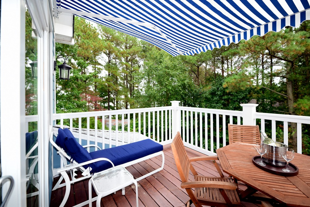 Swanendele-porch