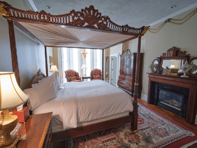 inn on negley guest room