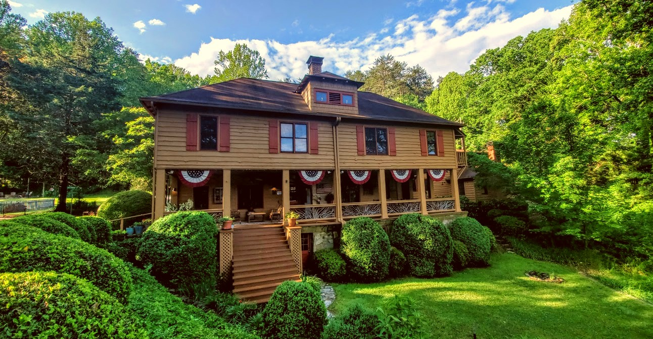 Beechwood Inn – Georgia's Premier Wine Country Inn