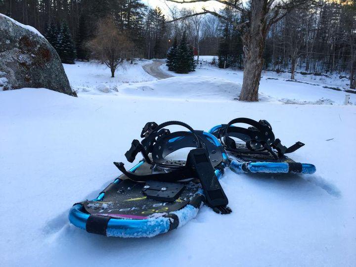 Snowshoe Trails Galore!