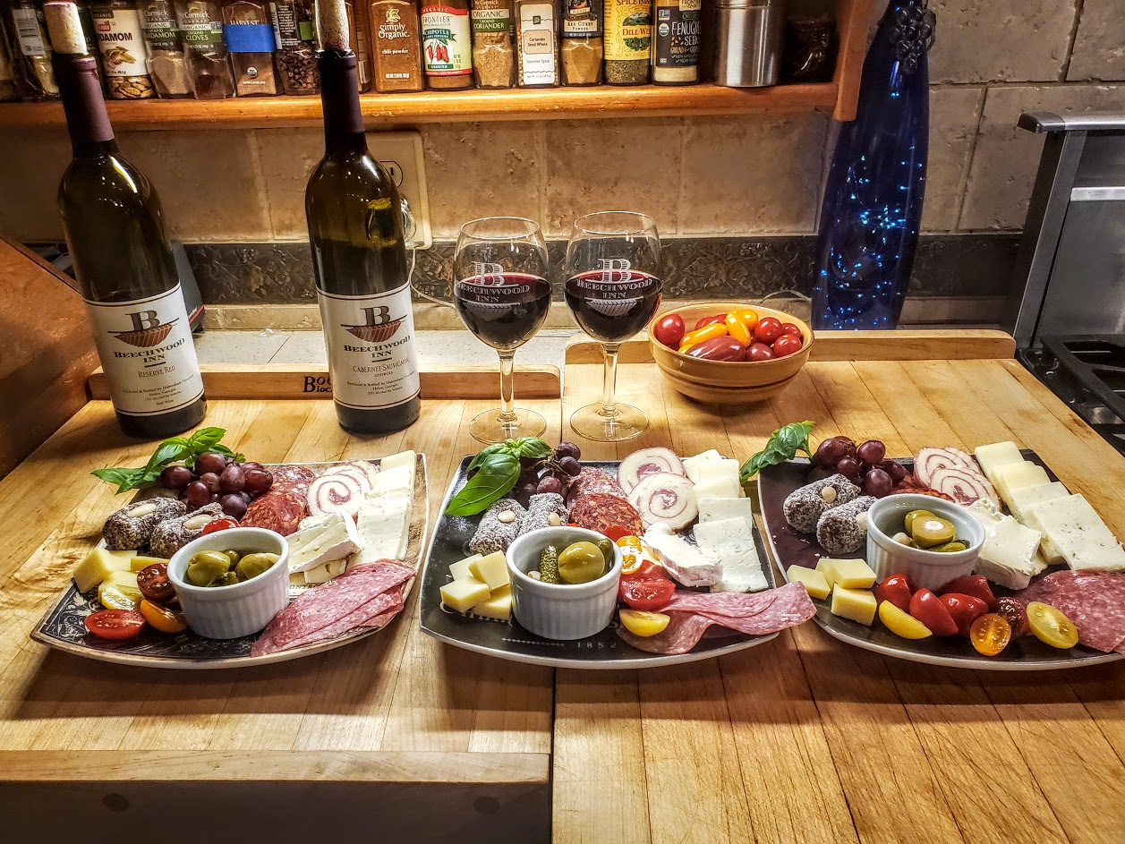 Daily Wine-Thirty for Guests