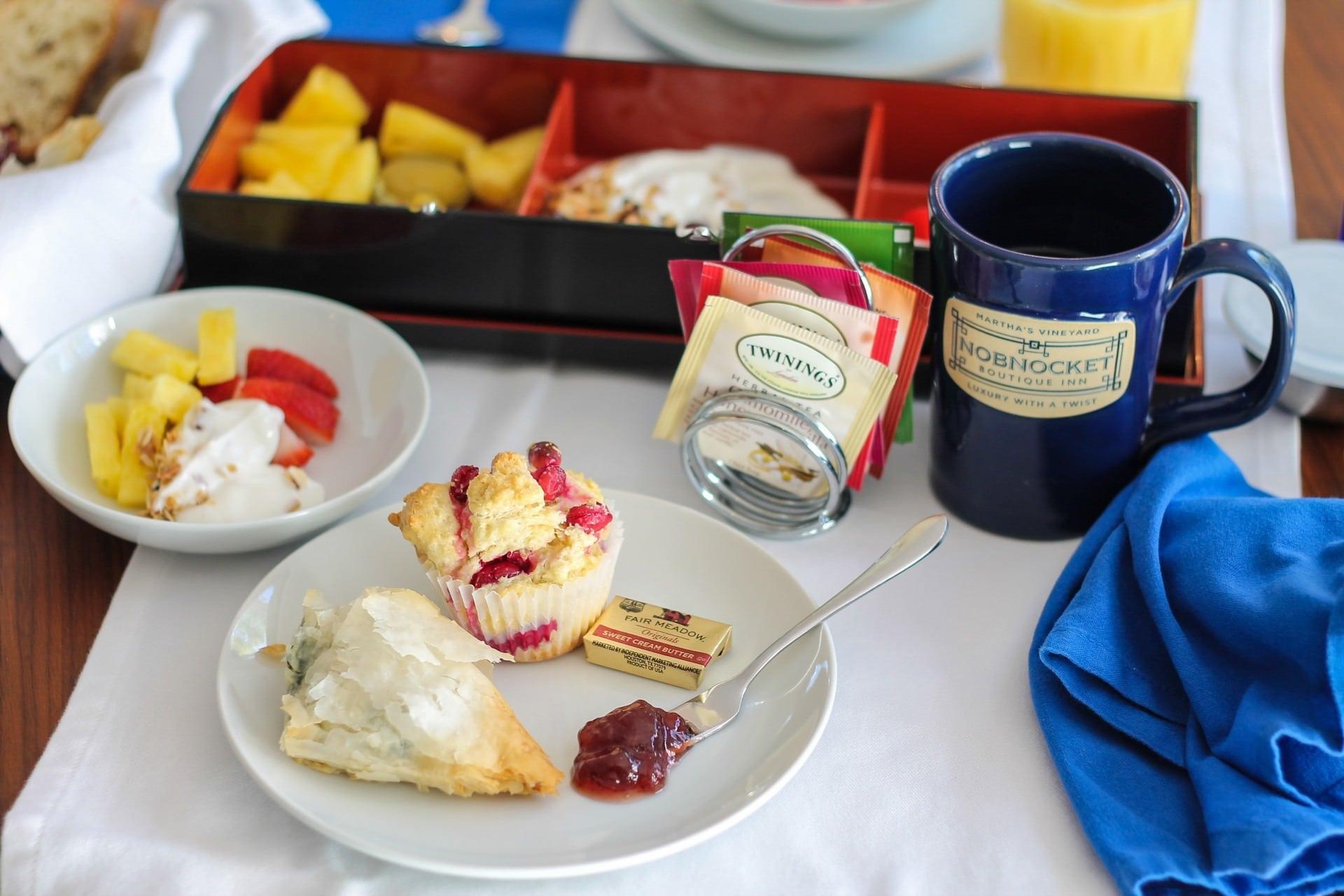 Nobnocket Breakfast-15_small - Simon Hunton