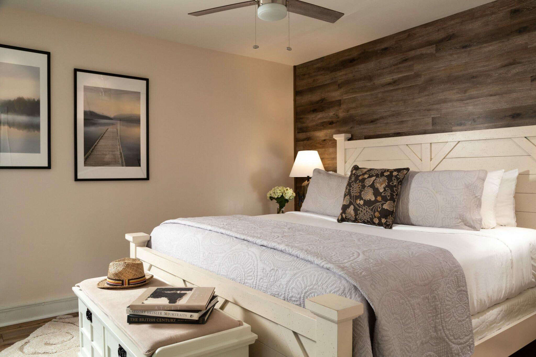 Shenandoah Suite Bedroom