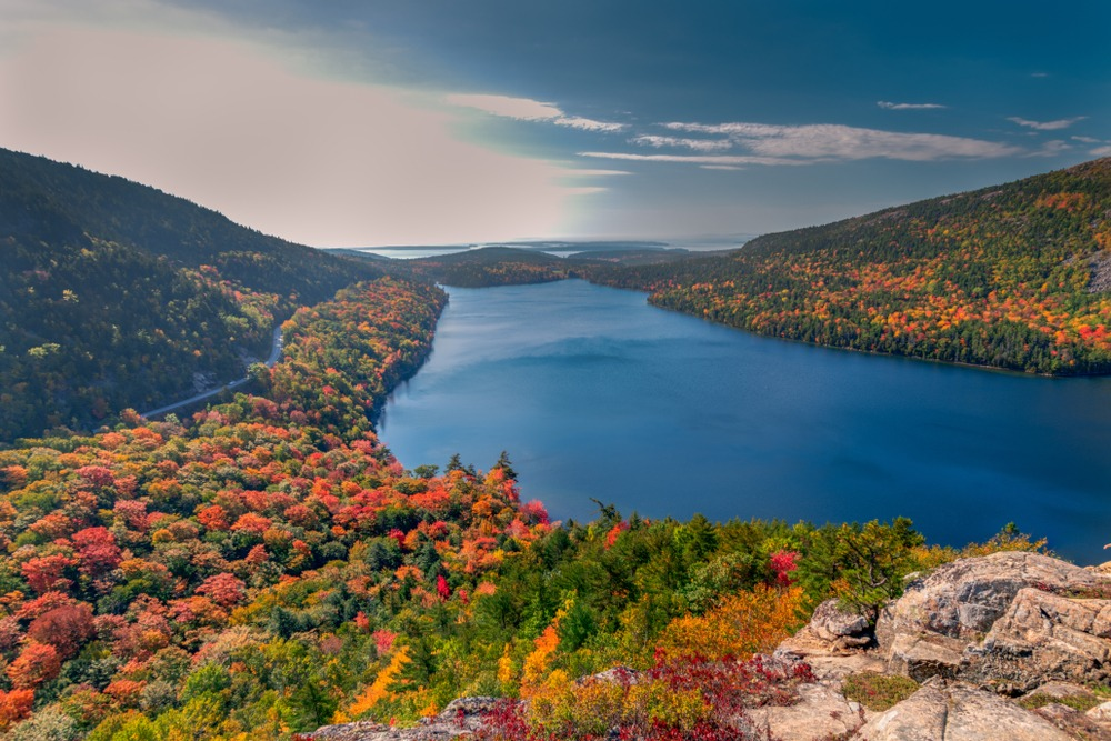 10 Amazing Acadia National Park Hiking Trails for Fall!