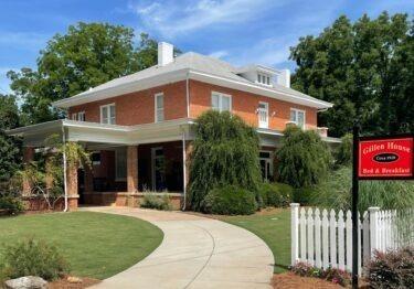 gillen house front