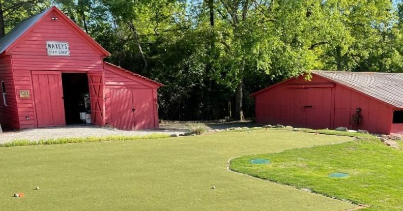 back barns - Gillen HouseBandB